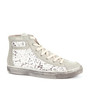 lace high tops