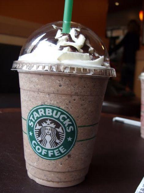 Starbucks Java Chip!! :* | Mmmm!! | Pinterest