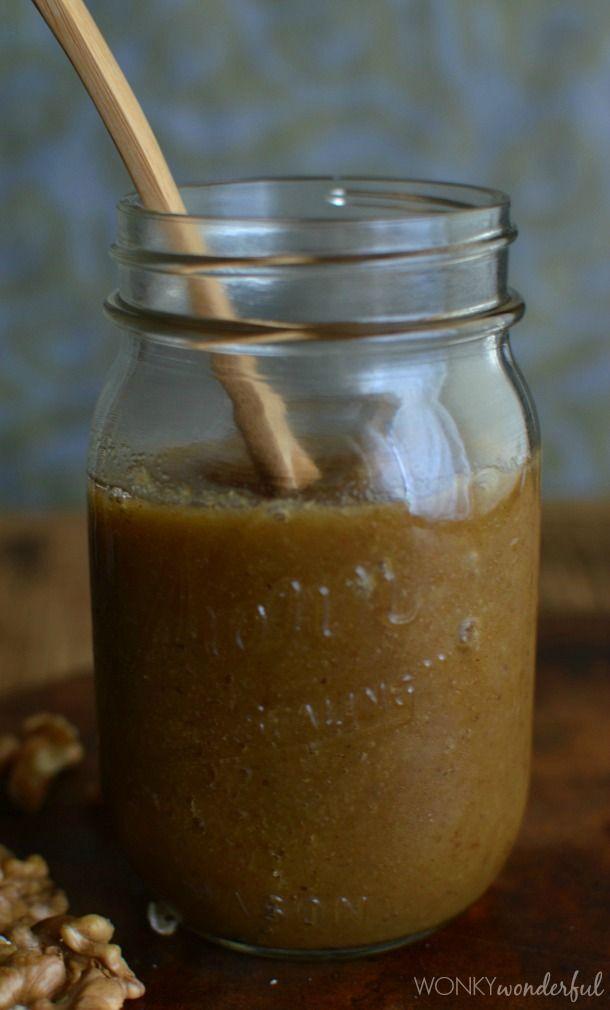 Walnut Butter Baklava Spread : diy easy nut butter from scratch # ...