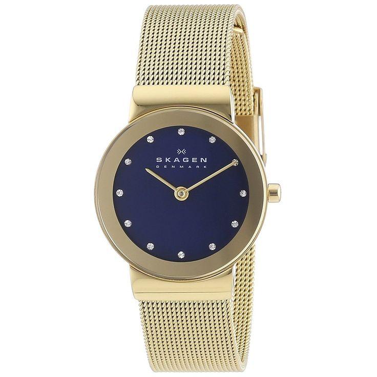 Rose Goldtone Mesh Minimalist Bracelet Watch - Women recommend