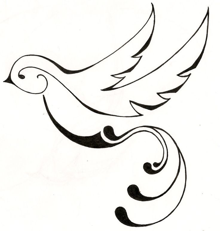 Traditional Sparrow Tattoo Drawing Images amp Pictures Becuo