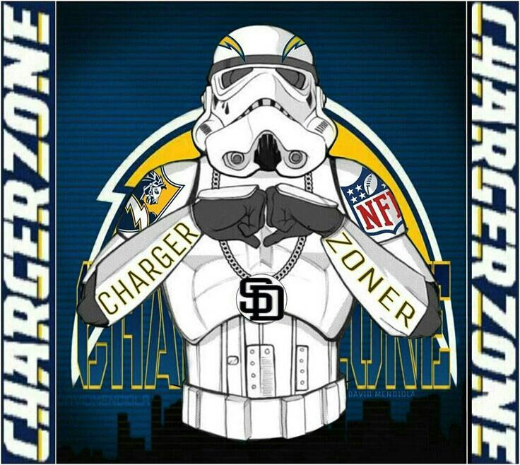 San diego chargers san diego chargers amp padres
