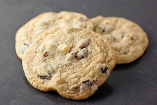 Cranberry White Chocolate Pecan Cookies   Food   Pinterest
