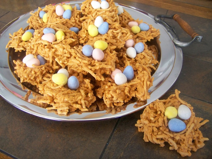 baby shower woodlands nests with chocolate eggs baby showers