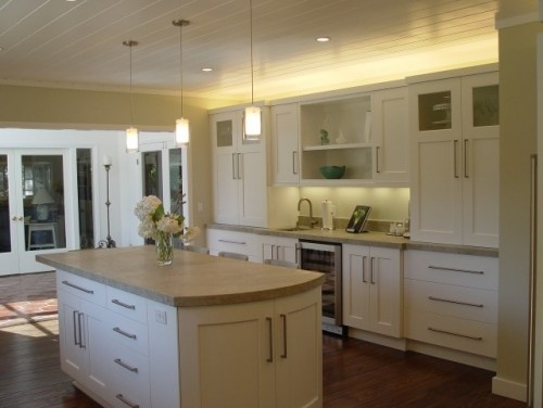 Perfect kitchen layout for a mother in law suite or for Perfect kitchen layout