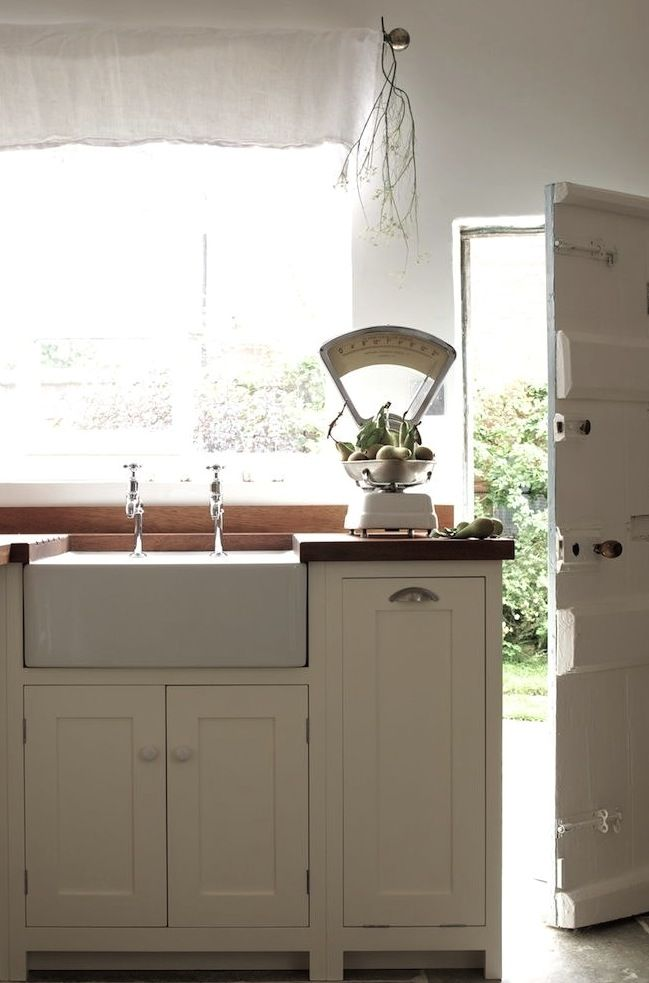 .Top Ten Vintage Kitchen Ideas over on Modern Country Style blog
