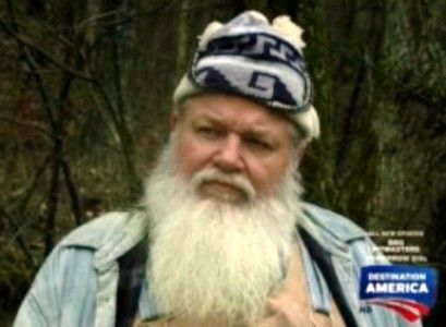 Wampus Beast Mountain Monsters Mountain monsters tv show,