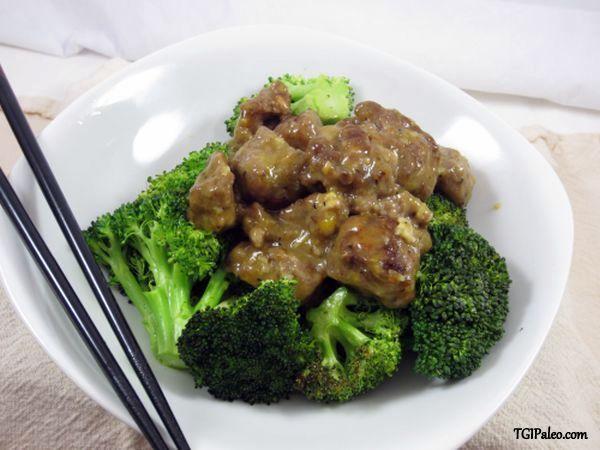 Paleo Crispy Orange Beef | Recipes to Try -Asian | Pinterest