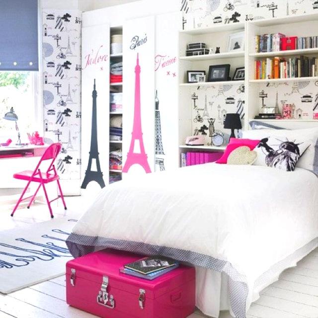 Paris france bedroom decor bedroom decor pinterest for Art decoration france