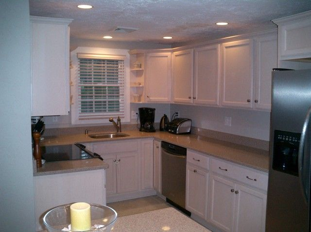 Small Cape Cod Kitchen Remodel Open Up Walls Pinterest