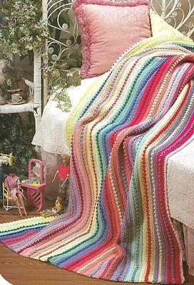 Happy Hearts Afghan Free Crochet Pattern | Crochet | Pinterest