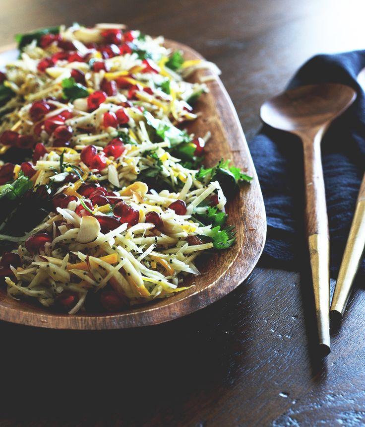 Crunchy Root Salad