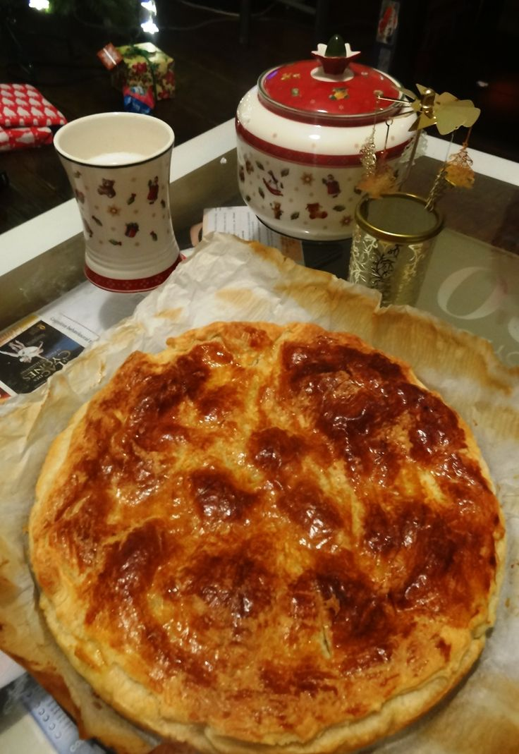 Galette des rois cuisine pinterest - Decor galette des rois ...