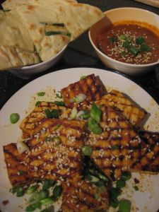 Sriracha grilled tofu recipe | Favorite Places & Spaces | Pinterest