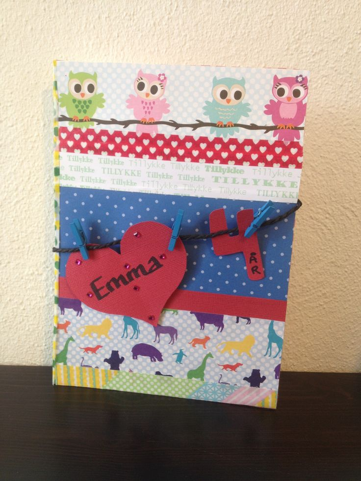 Images Of Homemade Birthday Cards For Girls Golfclub