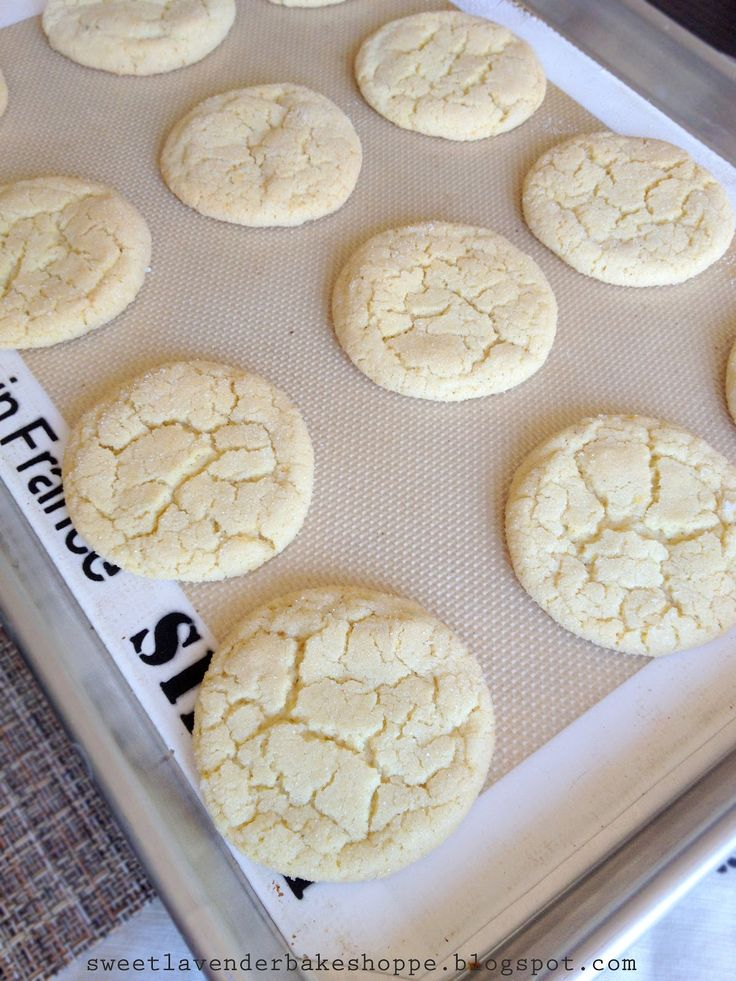 old fashioned sugar cookies | Cookies | Pinterest