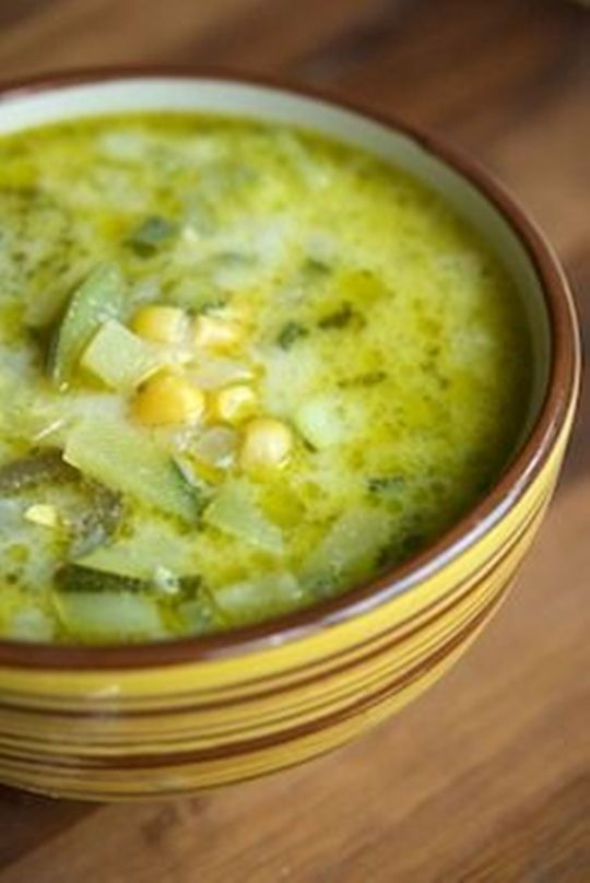zucchini soup soup e a la courgette zucchini soup zucchini soup 11 ...