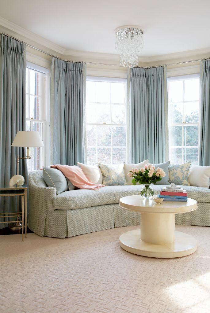 Curved Sofa Bay Window