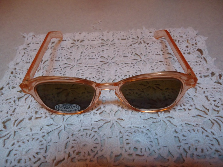 Fosta Little Girl Sunglasses