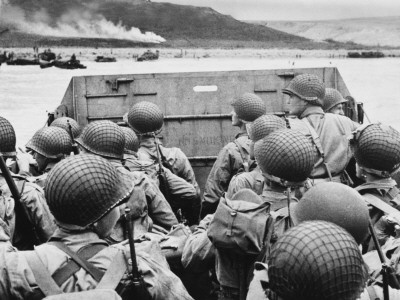 d-day over normandy trailer