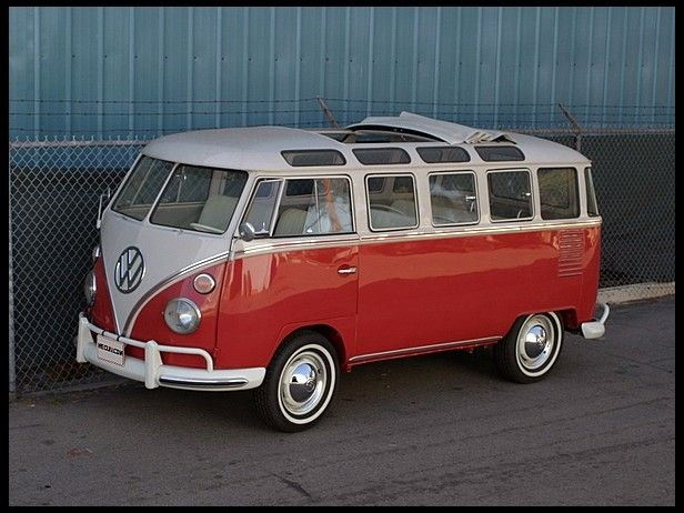 1963 volkswagen 23 window bus car pinterest for 1963 vw 23 window bus for sale
