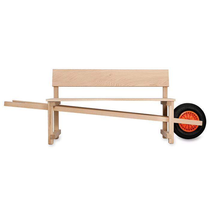 bank wheelbench au enm bel und zubeh r ikwillutkwillutkwillut. Black Bedroom Furniture Sets. Home Design Ideas