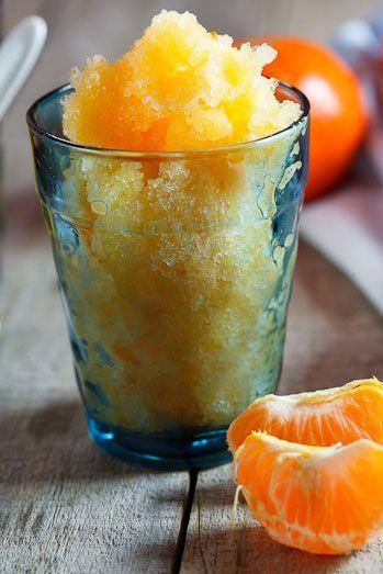 Clementine Granita