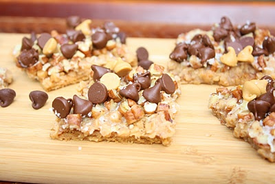 salted toffee chocolate squares | Cookies | Pinterest