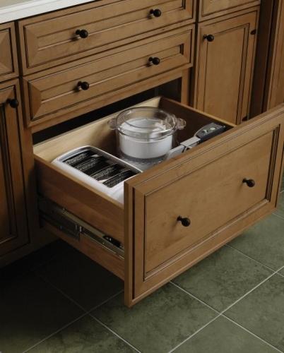 3 Drawer Kitchen Cabinet - 3 Drawer Base Cabinet Cutler