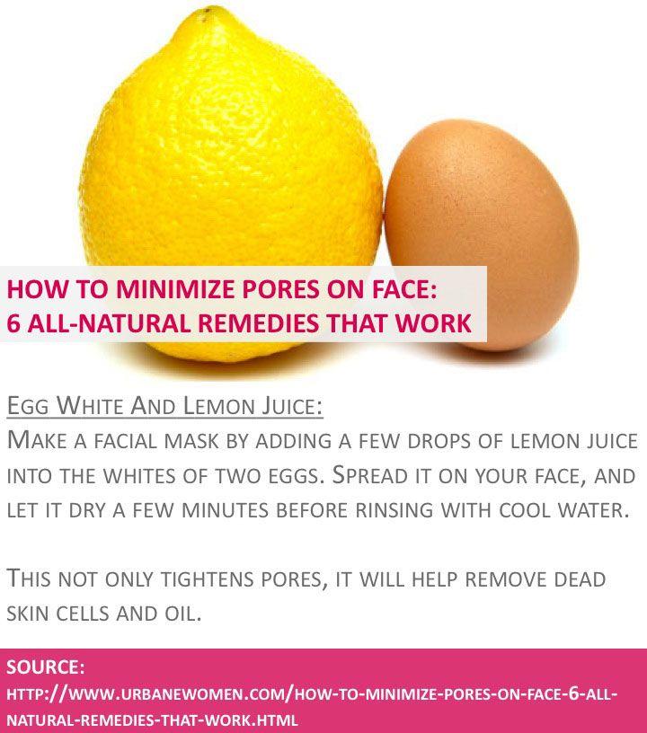 5 Natural Move Minimize Pores