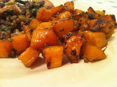 Roasted Maple Sweet Potatoes | Recipes | Pinterest