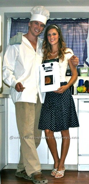... ideas pregnant couples; bun in the oven couples costume meningrey ...  sc 1 st  The Halloween - aaasne & Pregnant Halloween Costume Ideas For Couples - The Halloween