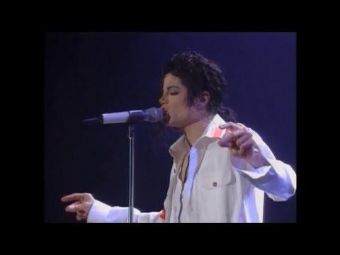 Man in the Mirror Bucharest 1992 Dangerous  | Michael Jackson :) H