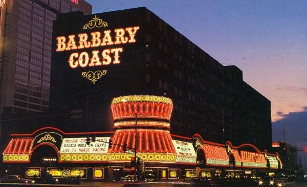 hotel barbary coast: