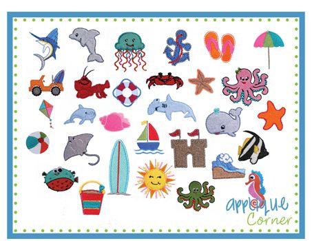 Mini Embroidery Designs