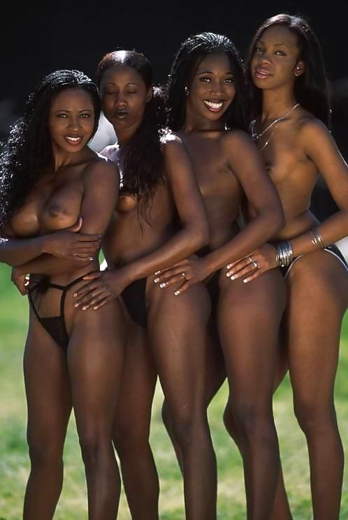 Teens and Group of matures naked
