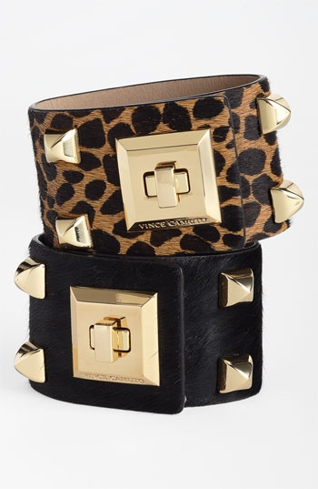 Vince Camuto 'Animal' Cuff   #Nordstrom #falltrends