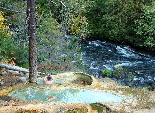 Northwest Hot Springs Spa