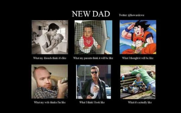 fathers day facebook meme
