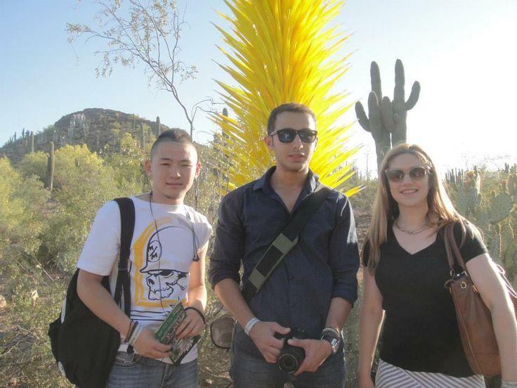 Arizona State University - American English and Culture Program
