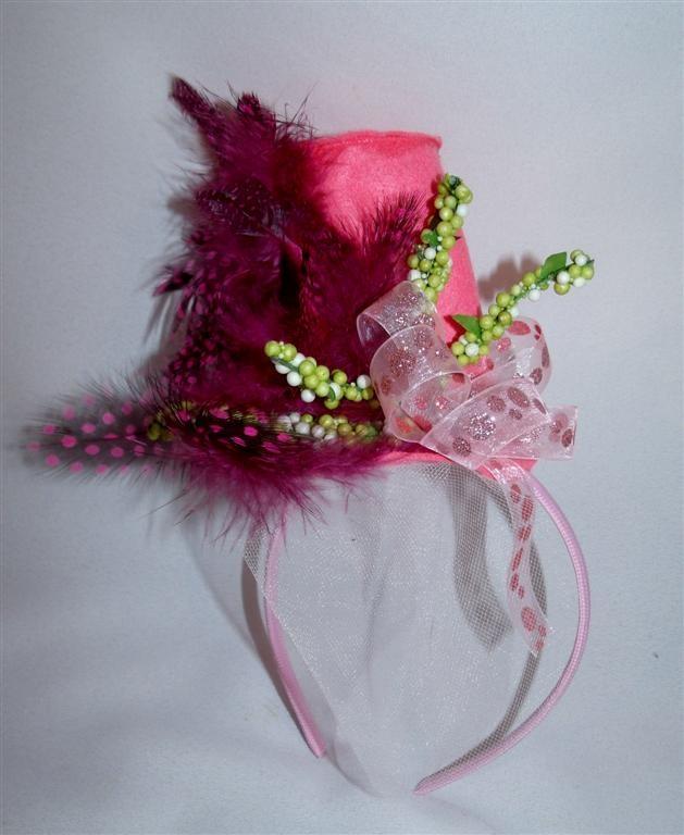English Garden | Fancy Pants Tea Party Hats | Pinterest