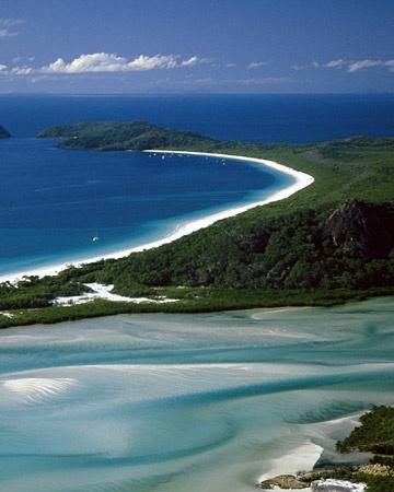 Blue Pearl Bay, Hayman Island, Queensland, Australia