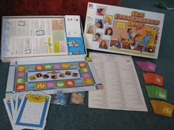babysitters club board game | Memories | Pinterest