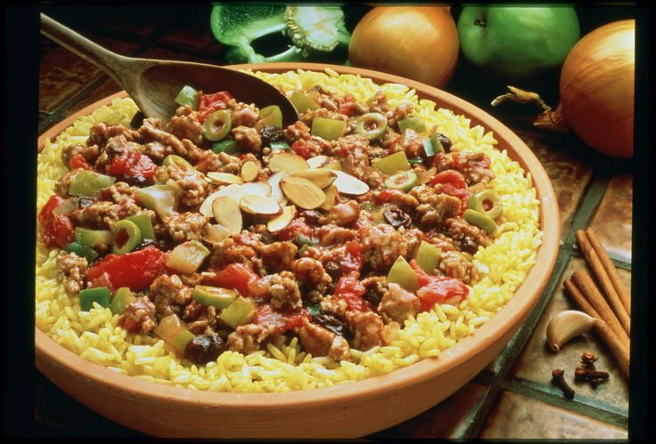 Turkey Picadillo | NTF Original Photos | Pinterest