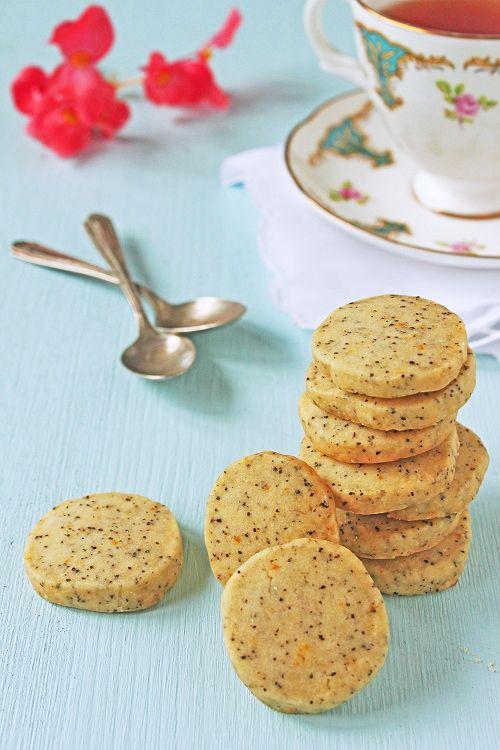 Earl Grey Tea Cookies | **Par~tea Time!!** | Pinterest