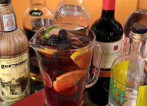 Blackberry And Cabernet Caipirinha Recipe — Dishmaps
