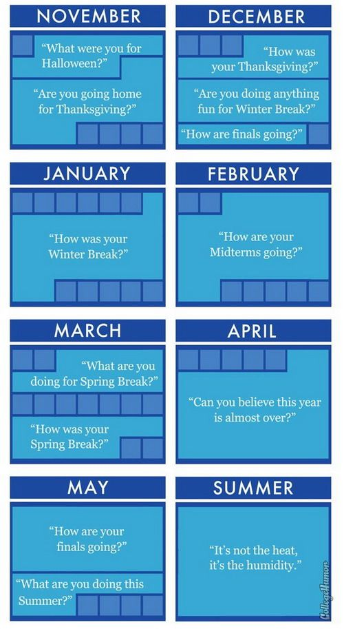 the small talk calender  infographics pinterest: images small talk