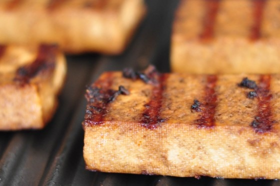 Grilled Tofu With Pineapple Salsa And Coconut Rice Recipes ...