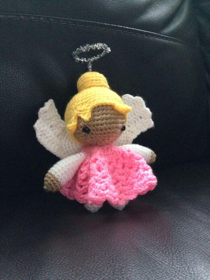 Amigurumi Crochet Angels : Amigurumi crochet christmas fairy/angel Amigurumi ...