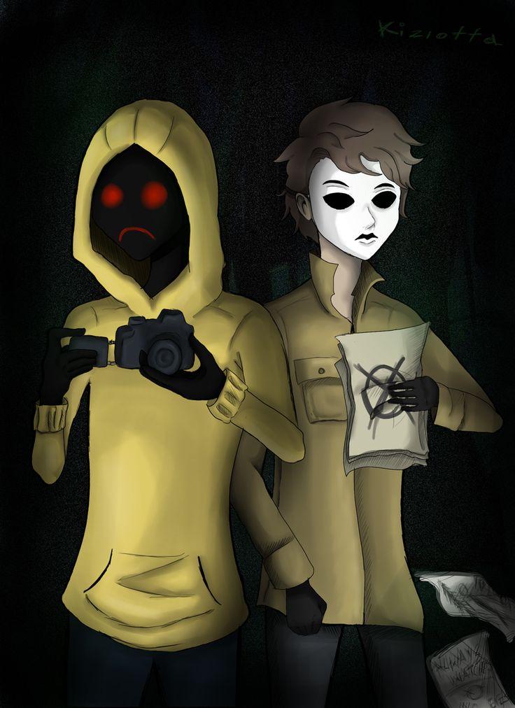 Hmm ezek szerint masky 233 s hoody dolgozik slendy helyett